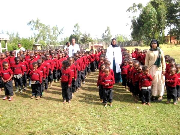 Ethiopia School 2